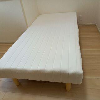 【未使用品】シングルベッド ニトリ