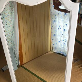 鏡 アメリカン家具