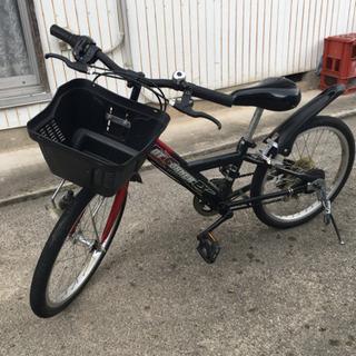 サイズ20です。子供の自転車使ってください。