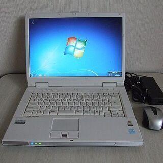 Fujitsu FMV-BIBLO NF40T ノートパソコン ...