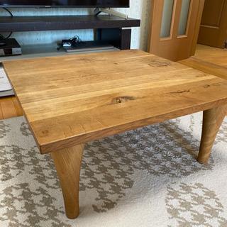 飛騨産業「森のことば」ローテーブル