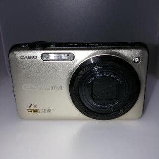 あげます カシオのコンパクトデジタルカメラ