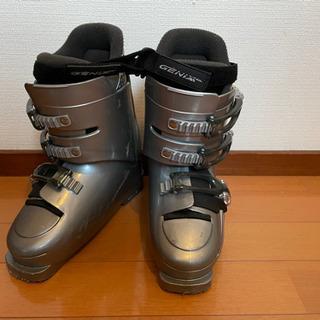 スキーとスキー靴