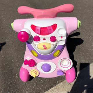 ベビーカーと乗るおもちゃ