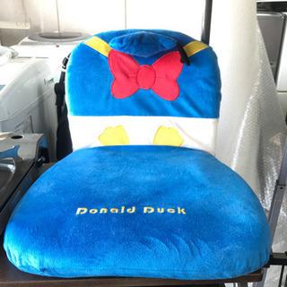 子供用座椅子‼️ドナルドダック座椅子‼️とても可愛らしいデザインです✨