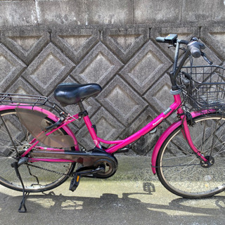 Panasonic 電動自転車 車体のみ