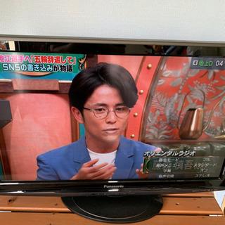 Panasonicテレビご入用の方おられますか?😊