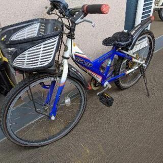 ブリジストン 子供自転車 22インチ