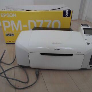 プリンターEPSON PM-D770