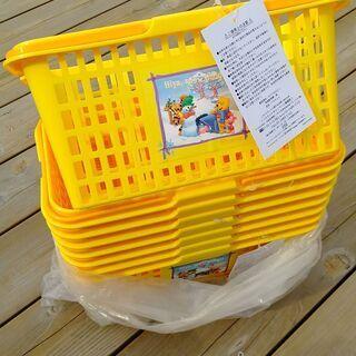 Disney バスケット 8個セット 400円