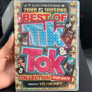 🤩TikTok DVD2枚🤩