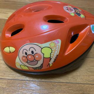 子供 ヘルメット アンパンマン