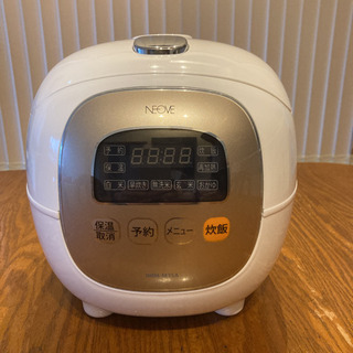 炊飯器 3.5合炊き NEOVE NRM-M35A