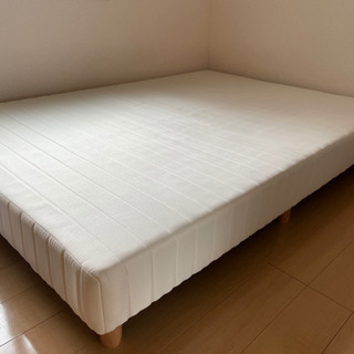 マットレスベッド(ダブルサイズ)