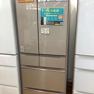 軽トラック無料貸し出し有 HITACHI 6ドア冷蔵庫 【トレフ...