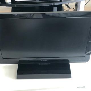 【ネット決済】東芝 液晶カラーテレビ 形名22A2