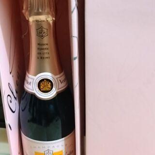 シャンパン ローズラベル 375ml