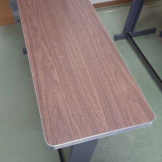 【お譲りします】教室で使用しているデスク(机):2台