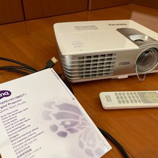 【ネット決済】プロジェクター benq W1080st+ 【ラン...
