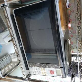 日立電子レンジ2012年製