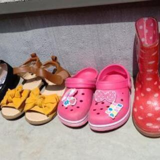 17~18cm 女の子靴
