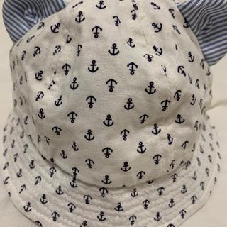 ギャップロンパース2点、赤ちゃん本舗帽子