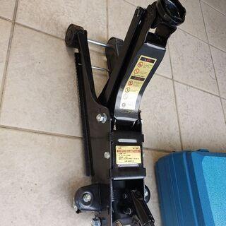 大橋産業 オオハシサンギョー ローダウン車対応 油圧ジャッキ