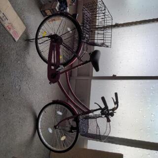女性用自転車