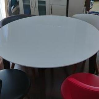 ダイニングテーブルセット(カフェ風)