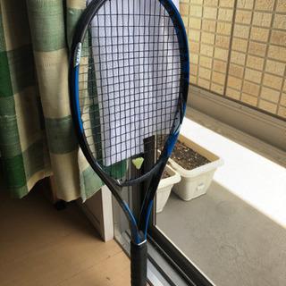 硬式テニスラケット HEAD