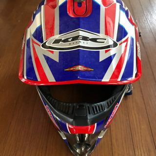 <受付終了>二輪競技用 KBC ヘルメット