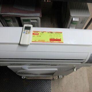 K02291 東芝 中古エアコン 主に6畳用 冷2.2kw/暖2...
