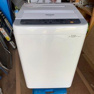 【2016年式】パナソニック 5kg洗濯機