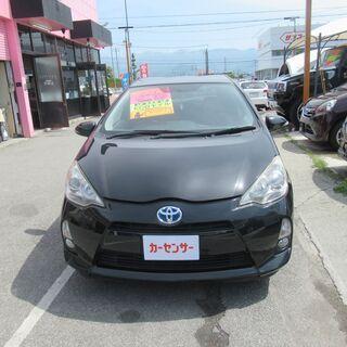 自社で分割で車が買えます。トヨタ アクア