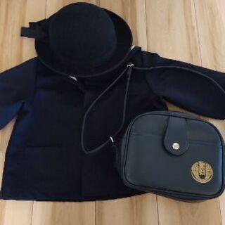 曽野幼稚園 制服、帽子、鞄