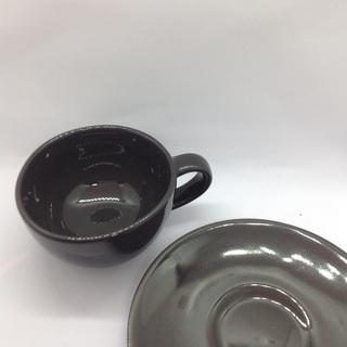 イケア コーヒーカップ&ソーサー 1セット50円