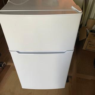 【2019年式】ハイアール 単身2ドア冷蔵庫