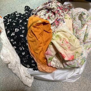 レディースカットソー、スカートなどまとめて12枚ほどM