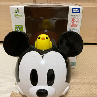 ベビーおもちゃ ディズニー 英語 ハイハイの頃に 訳あり価格( ...