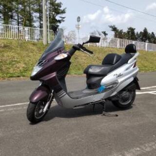 【ネット決済】125cc スクーター 原付2種 sym(シム)社...