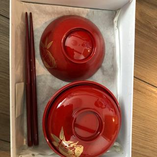 【ネット決済】お祝い膳 食器セット