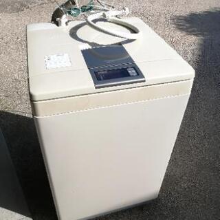 (取引相手決定)洗濯機 三菱 6.0kg 無料