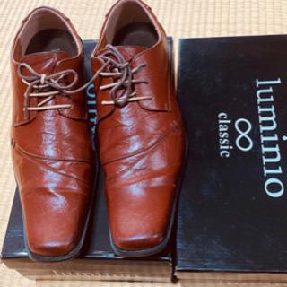 オシャレな革靴28cm