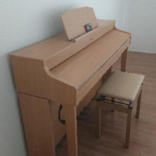 【美品】2016年製電子ピアノRoland-HP603