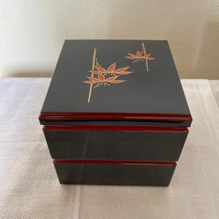 小さな2段重箱