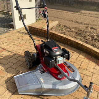 【ネット決済】HAIGE ロータリー 草刈り機 自走式 6馬力 ...