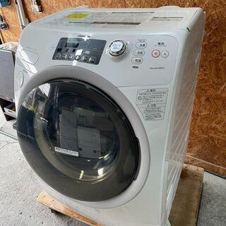 J0101 東芝ドラム式洗濯機 9㎏ 2010年