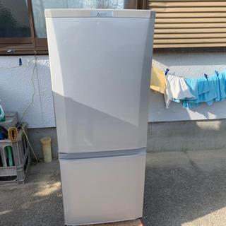 【2018年式】三菱 2ドア単身冷蔵庫