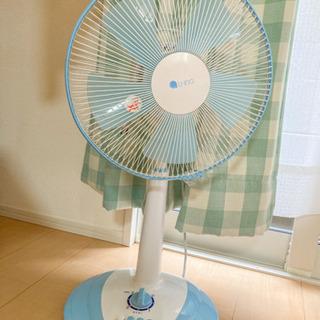 【ネット決済・配送可】【扇風機】お安く譲ります♫