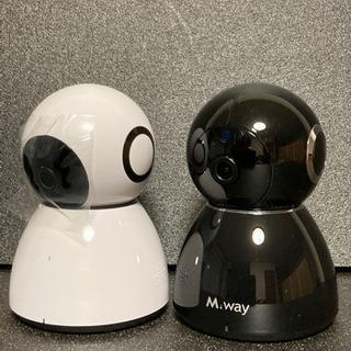 ネットワークカメラ 見守りカメラ 2台 増設用